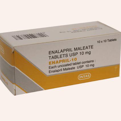 Enalapril maleate 5 mg side effects